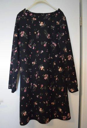 Kleid, Blumenoptik, Muster, wie neu