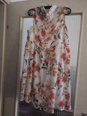 Charlotte Russe Chiffon Dress multicolored