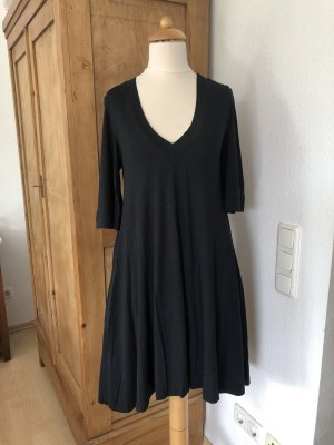 Kleid, Bobi, XS, Schwarz, 100% Baumwolle