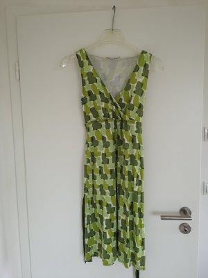 Kleid Boden Empire grün