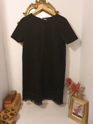 Kleid boho schwarz