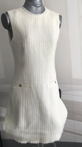 Kleid Boucle 38, Elfenbein, Neu wunderschön