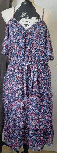 Kleid  bunt, Gr.40/42