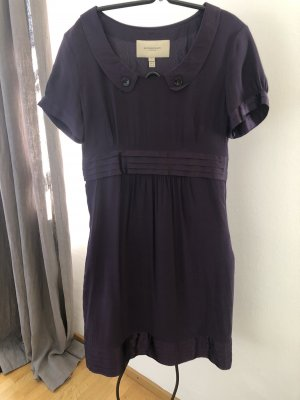 Burberry London Empire Dress dark violet