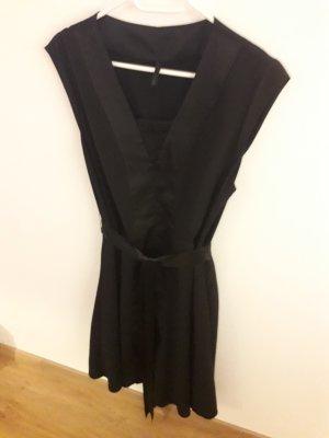 Benetton Robe empire noir