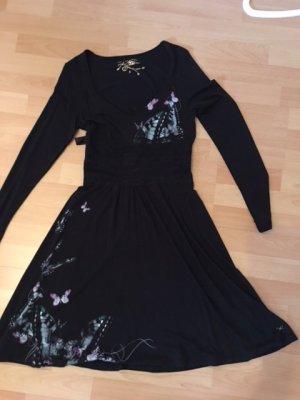 Kleid, Butterfly, Schmetterling mit Spitze gr.36, gr.s