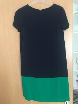 s.Oliver Blouse Dress dark green polyester