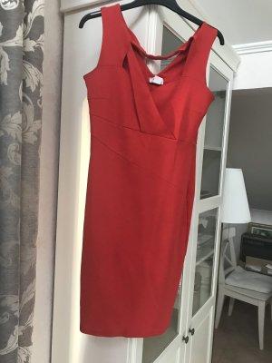 Bon Prix Sukienka mini czerwony