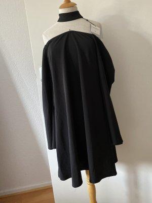 Asos Robe épaules nues noir