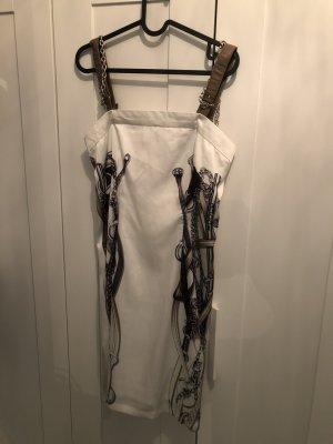 Gucci Pencil Dress white silk