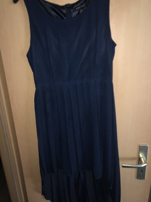 Amisu Ball Dress dark blue