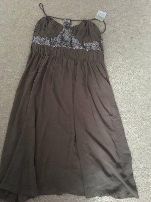 Ashley Brooke Chiffon Dress multicolored