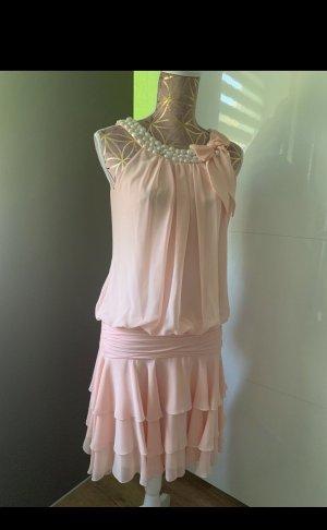 Apart Robe de cocktail rosé
