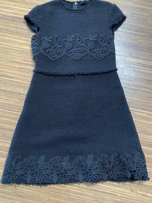 Kleid Chanelstil