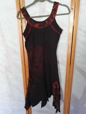 Chapati Hippie Dress multicolored cotton