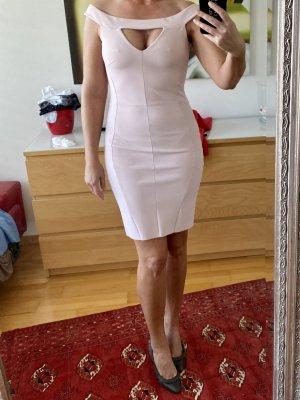 la petite robe di chiara Boni Cut Out Dress light pink