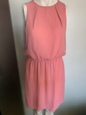 Kleid Chiffon Gr 36 38 S