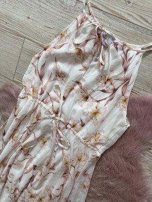 Amisu Sukienka maxi biały