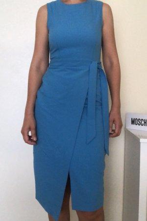 Closet Pencil Dress neon blue