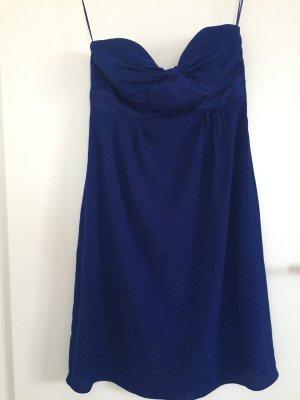 Kleid Cocktailkleid blau