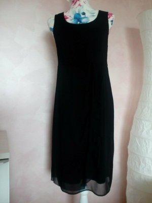 Kleid Cocktailkleid Etuikleid schwarz M Neu Charles Vögele