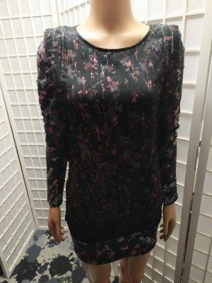 Kleid Cocktailkleid Freizeitkleid Designerkleid Liu Jo geblümt S