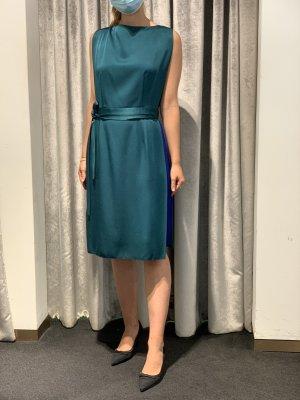 Paule ka Cocktail Dress petrol-blue