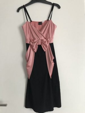 Bodyflirt Cocktail Dress black-pink