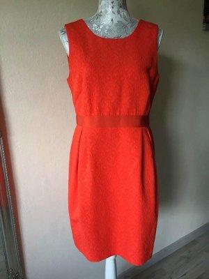 Comptoir des Cotonniers Cocktail Dress red-neon orange
