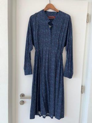 Comptoir des Cotonniers Longsleeve Dress blue-dark blue