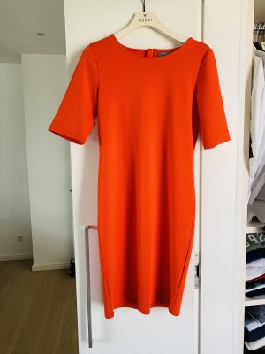 B.young Cocktail Dress neon orange