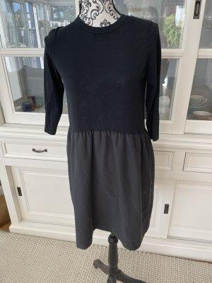 COS Robe courte noir