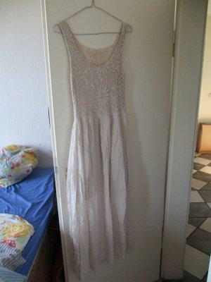 Tube Dress cream
