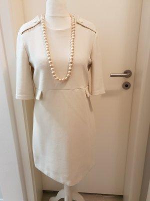 Kleid Crème von Zara
