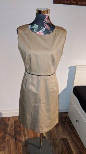Cyrillus Midi Dress beige