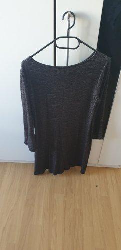 -8- Venice Longsleeve Dress dark grey