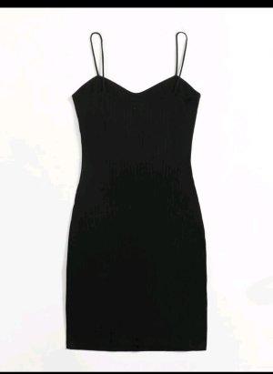 Sheinside Knitted Dress black