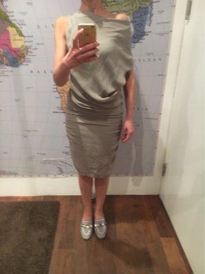 Anna Rita N Evening Dress light grey