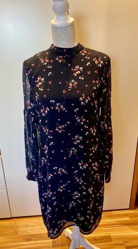 Kleid Damen 38 M Vero Moda Blau