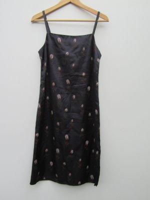 Kleid Damen Stefanel Rosen Gr. M