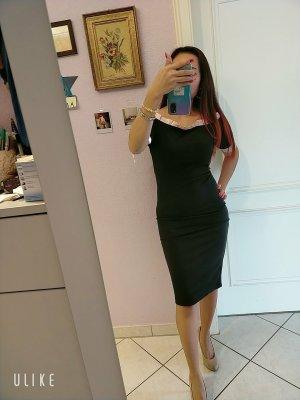 beauty fashion Evening Dress black