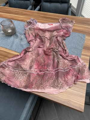 Tredy Summer Dress multicolored