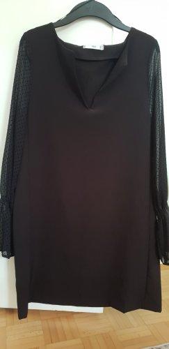 Mango Robe de plage noir