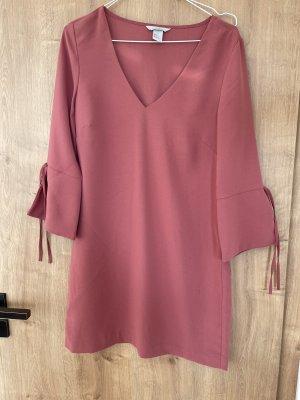 Kleid, Dreiviertelarm mit Glockenarm , H&m