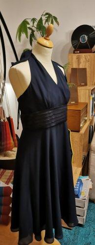 Kleid dunkelblau / Abendkleid