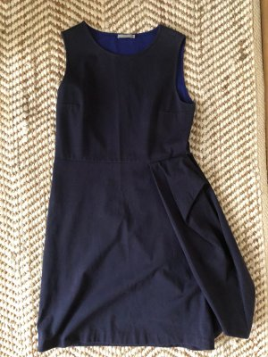 Kleid dunkelblau cos