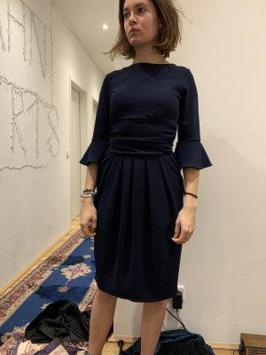 ONJENU Balloon Dress dark blue