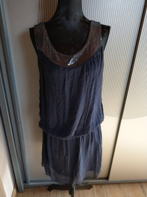 FLORENCIA Tunic Dress dark blue