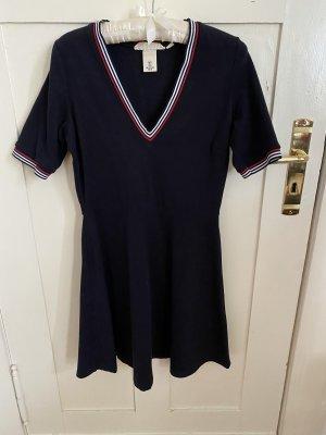 Kleid dunkelblau/ Tenniskleid