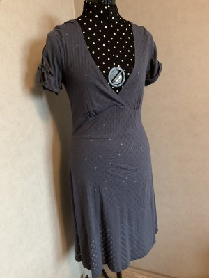 Kleid, durchsichtig, Gr. 38